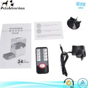 Pet safe healthy electric automatic feeders