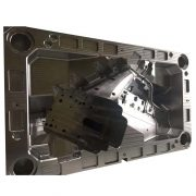 High-precision-automobile-parts-plastic-injection-moulds