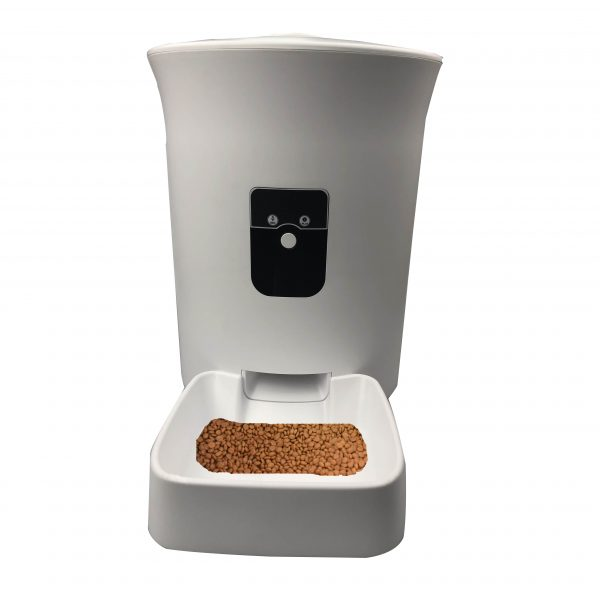 8L Automatic dog feeder with voice recorder